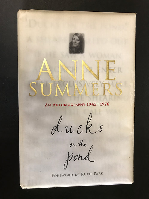 Ducks on the Pond by Anne Summers