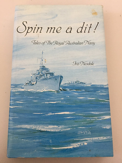 Spin me a dit! by Iris Nesdale