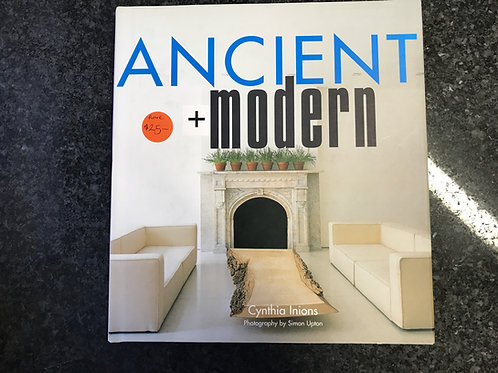 Ancient + Modern by Cynthia Inions