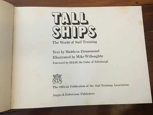Tall Ships by Drummond & Willoughby