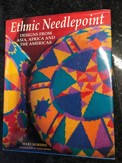 Ethnic Needlepoint by Mary Norden
