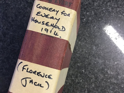 Cookery for Every Household by Florence Jack
