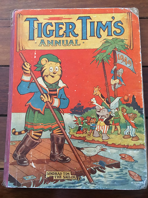 Tiger Tim's Annual 1949