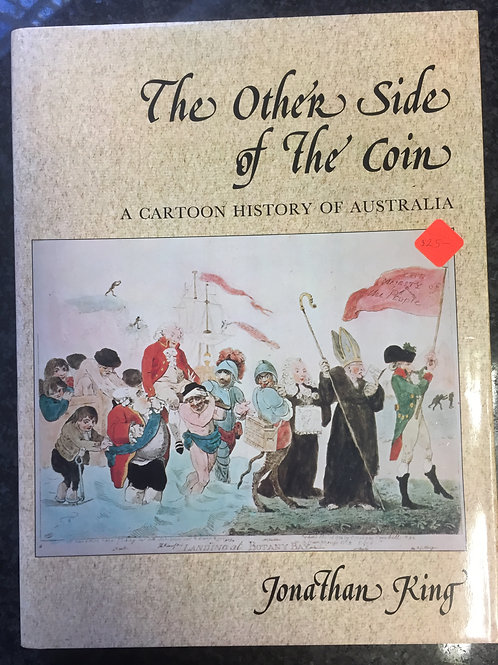 The Other Side of the Coin by Jonathan King