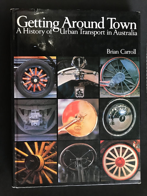Getting Around Town by Brian Carroll
