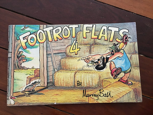 Footrot Flats 4 by Murray Ball
