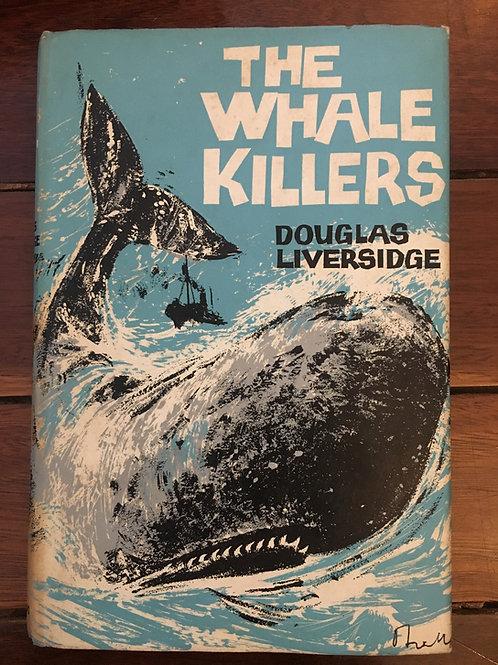 The Whale Killers by Douglas Liversidge