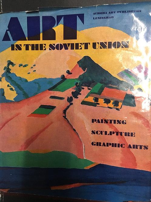 Art in the Soviet Union by Sopotsinsky