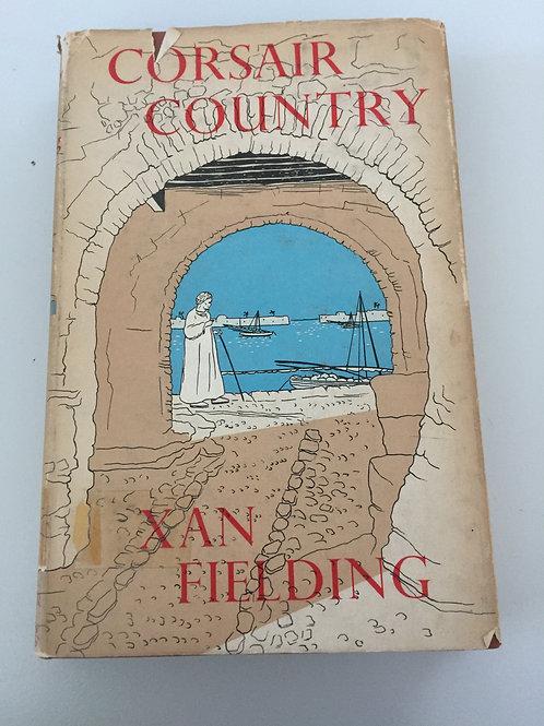 Corsair Country by Xan Fielding