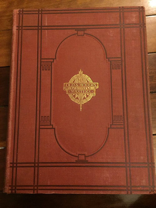 The World's Famous Pictures, Old and Modern Masters Volume 1