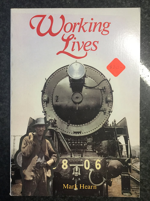 Working Lives by Mark Hearn