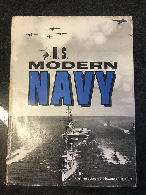 U.S. Modern Navy by Joseph L. Howard