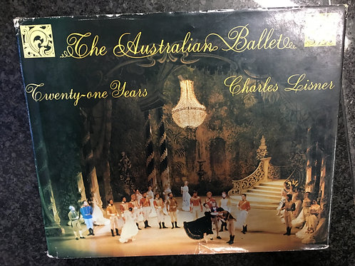 The Australian Ballet, 21 years by Charles Lisner
