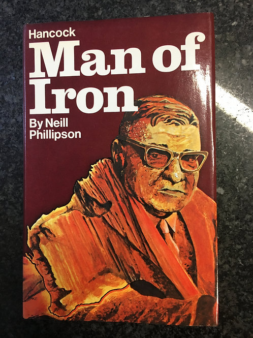 Man of Iron by Neill Phillipson