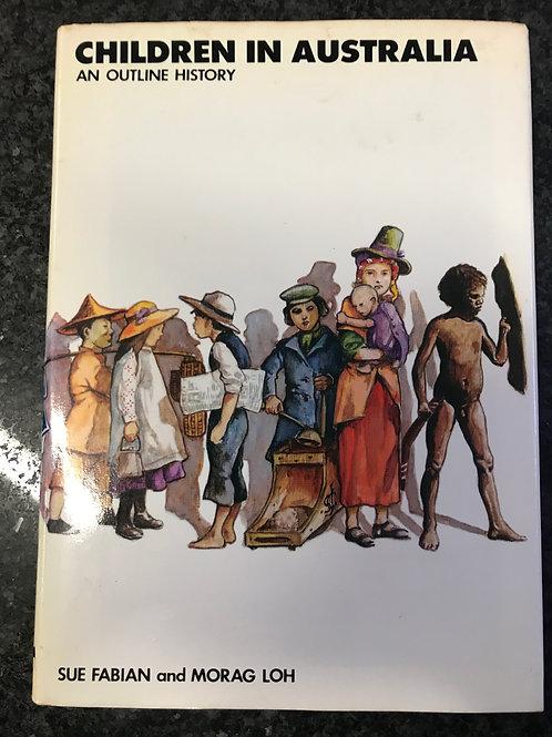 Children in Australia by Sue Fabian & Morag Loh