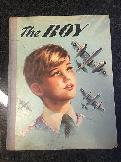 The Boy, The Australian Boys Annual