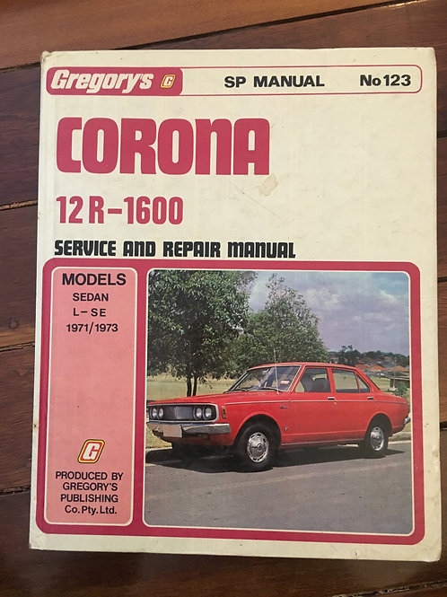 Corona 12R - 1600