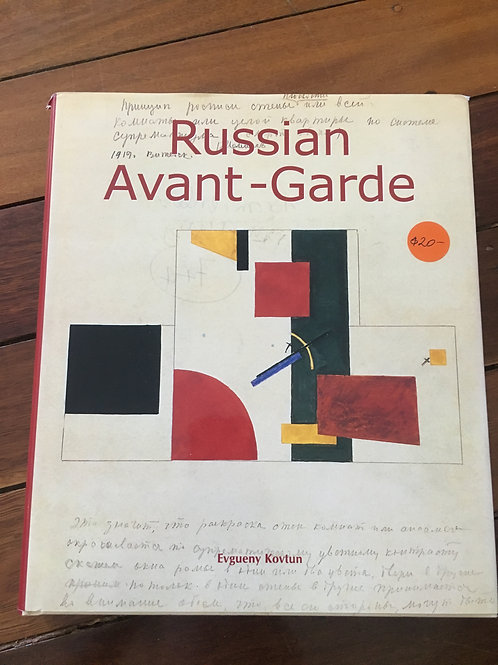 Russian Avant-Garde by Evgueny Kovtun