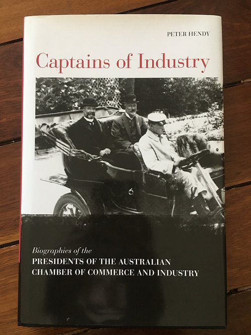 Captains of Industry by Peter Hendy