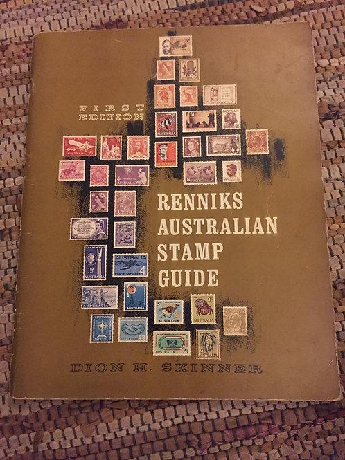 Renniks Australian Stamp Guide