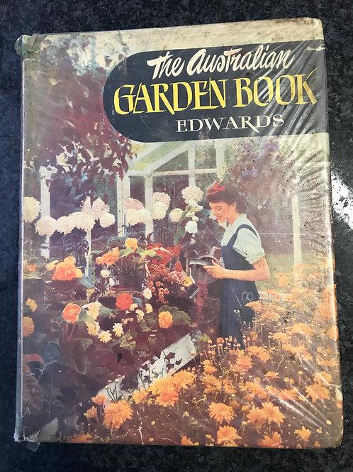 Australian Garden Book by Reginald George Edwards