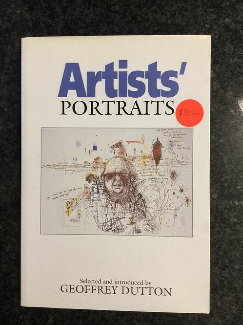Artists Portrait by Geoffrey Dutton