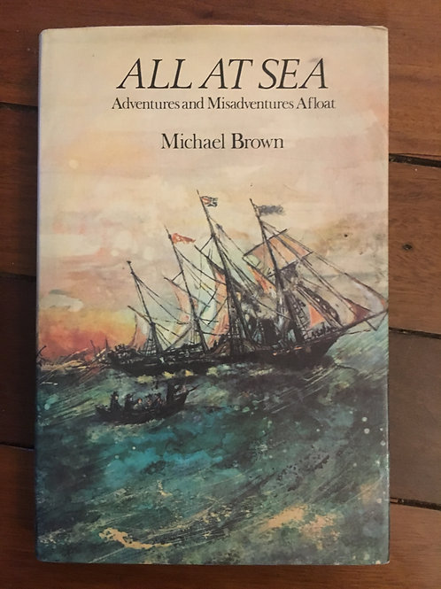 All at Sea by Michael Brown