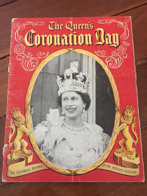 The Queen's Coronation Day