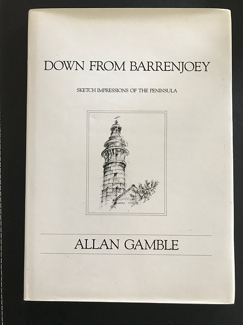 Down from Barrenjoey by Allan Gamble