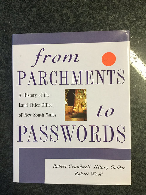 FromParchments to Passwords by Crundwell