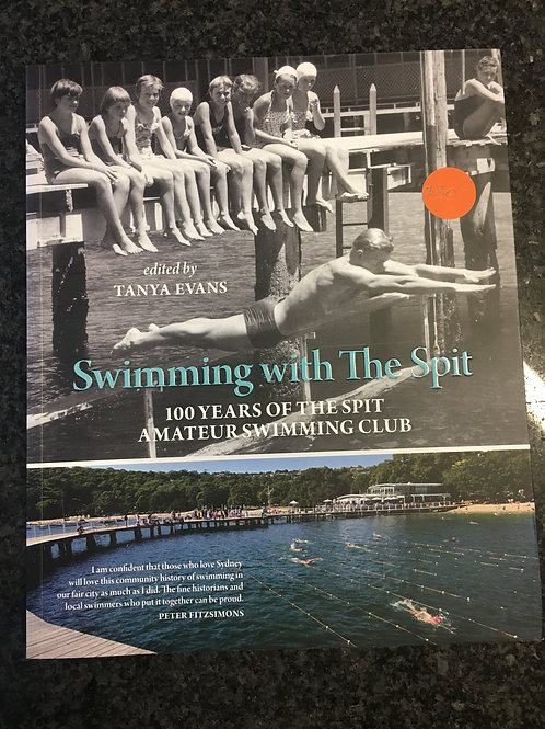 Swimming with The Spit, ed. by Tanya Evans