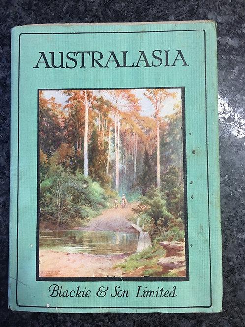 Australasia ed. Lewis Marsh