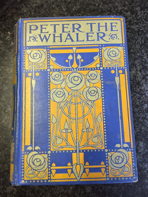 Peter the Whaler by W.G.H. Kingston