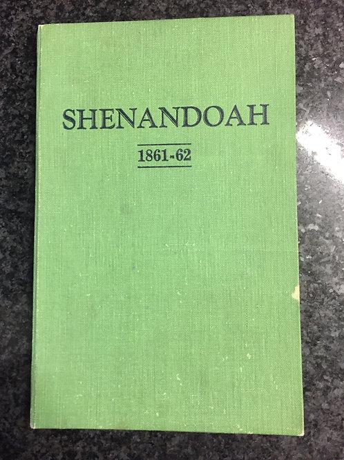 Shenandoah 1861 -62