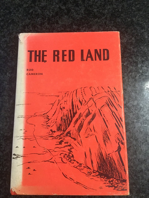 The Red Land by Rod Cameron