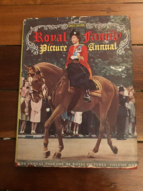 Royal Family Picture Annual