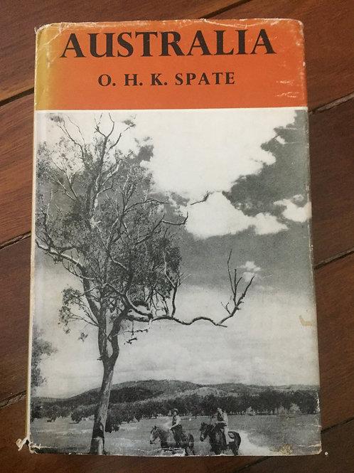 Australia by O. H. K. Spate