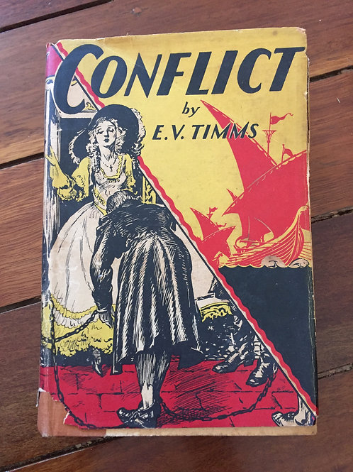 Conflict by E.V. Timms