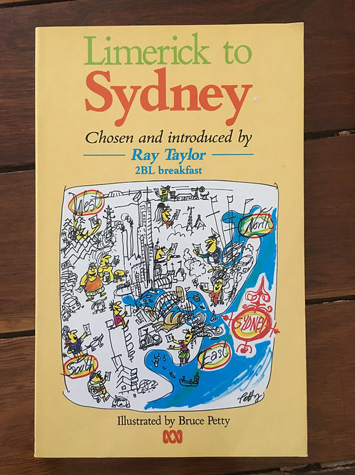 Limerick to Sydney, chosen & introduced by Ray Taylor
