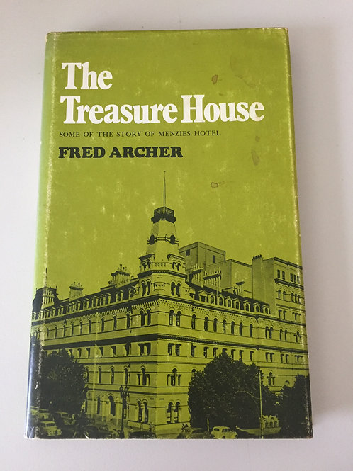 The Treasure House by Fred Archer