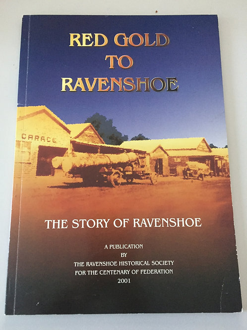 Red Gold to Ravenshoe