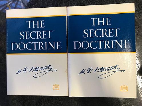Secret Doctrine by Blavatsky