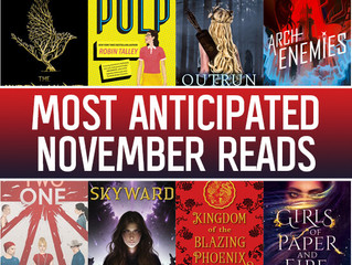 Why, as an adult I love reading Young Adult Books