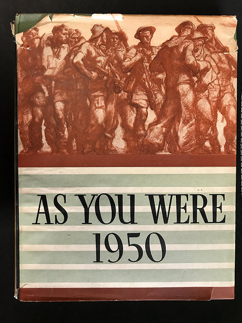 As Your Were 1950