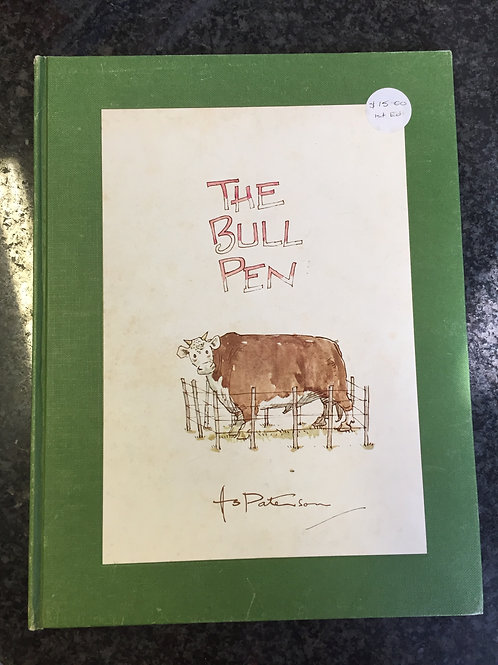 The Bull Pen by A Paterson
