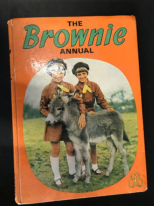 The Brownie Annual 1970
