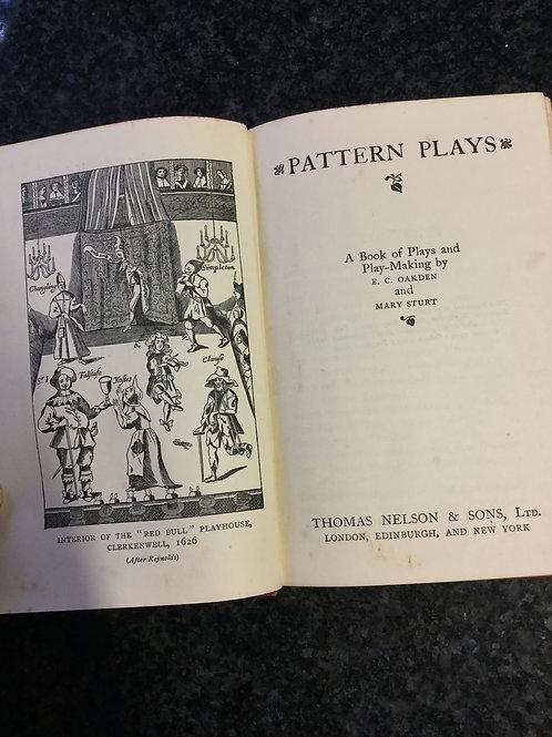 Pattern Plays by Oakden & Sturt