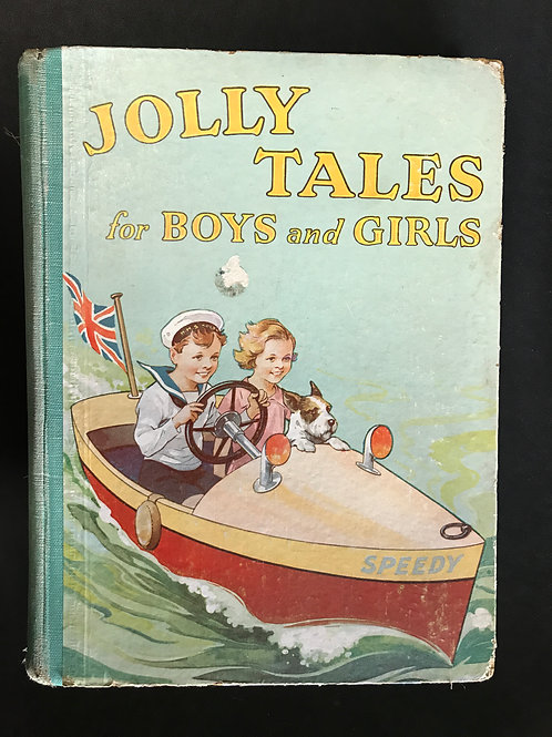 Jolly Tales for Boys and Girls