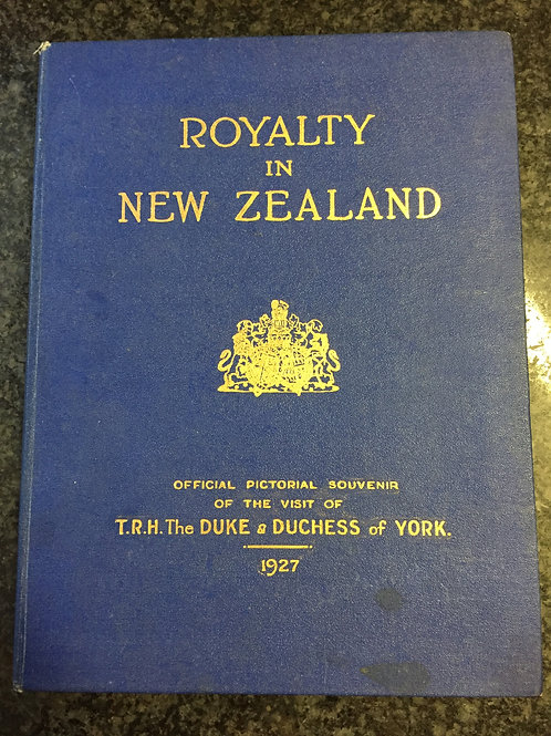 Royalty in New Zealand