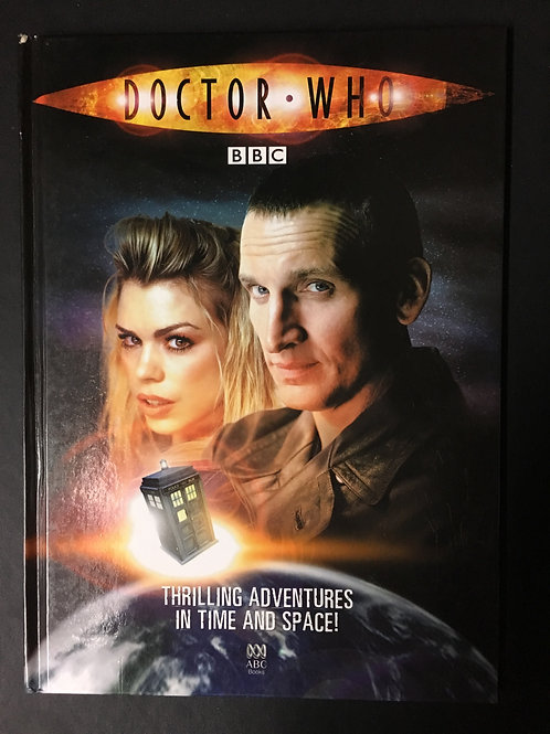 Doctor Who, Thrilling Adventures in Time and Space